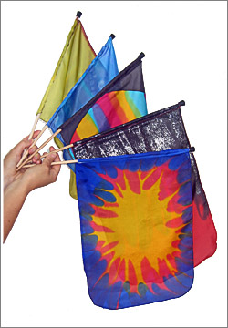 Example of Mini Bandera