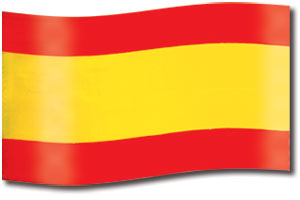 "The design ""España"" in hand crafted silk"